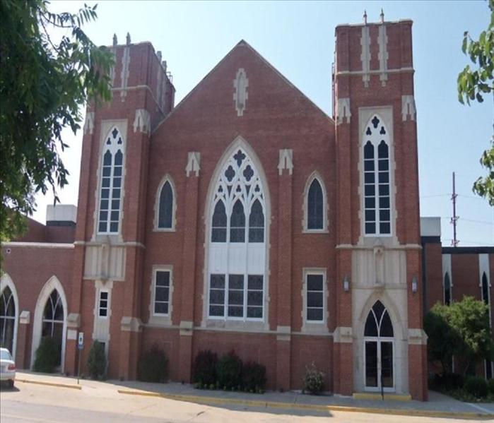 The First Baptist Church of Norman