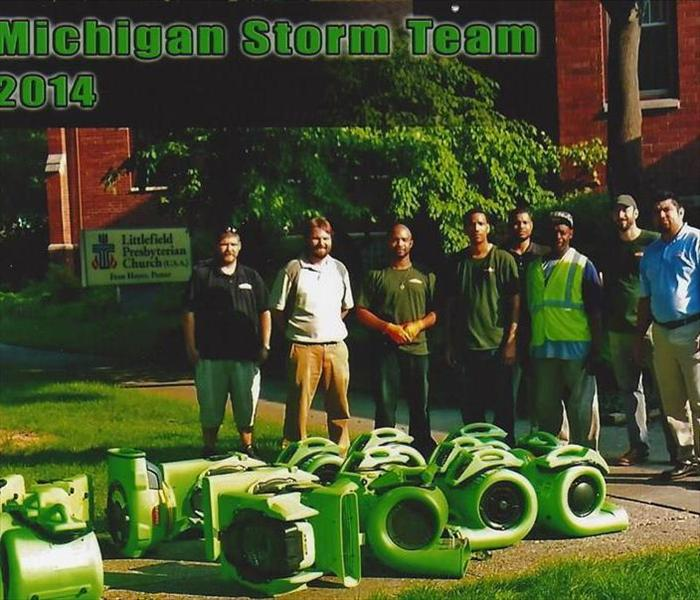 Michigan Storm Team
