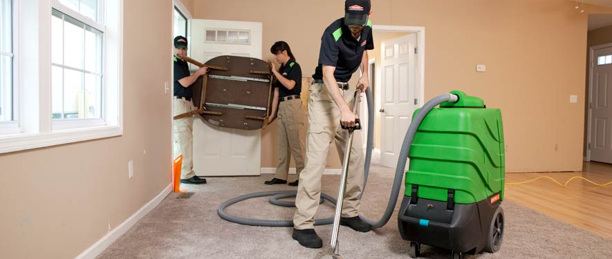 Norman, OK residential restoration cleaning